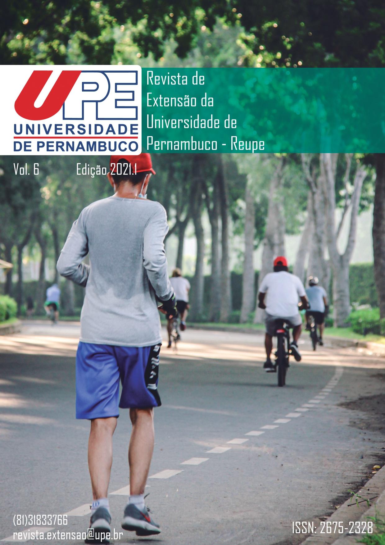 Visualizar v. 6 n. 1 (2021): Volume 6 da Revista de Extensão da UPE - REUPE